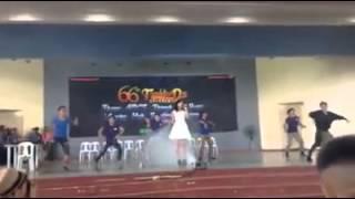 Maris Racal - Singing Born This Way (Tagum City, Davao Homecoming - Sept.9)