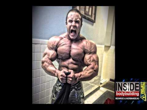 IFBB Pro Aaron Clark on Inside Bodybuilding