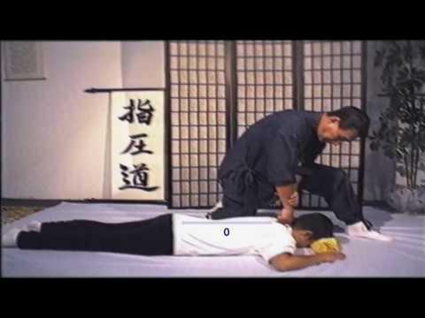 Shiatsu Back Massage (Namikoshi) Ancient Technique