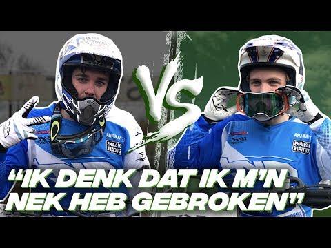 RIJK KEIHARD OP Z'N BEK TIJDENS MOTORCROSS | IK BEN BOLD PAYBACK - Concentrate BOLD