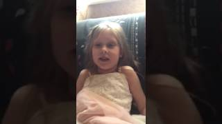 Саша 5,5 лет даёт интервью БУМ ШОУ