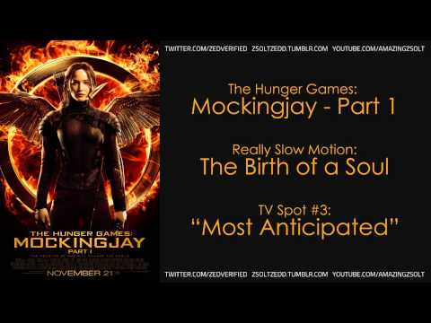 """The Hunger Games Mockingjay Part 1 – """"Most Anticipated"""" TV Spot 3 Music"""