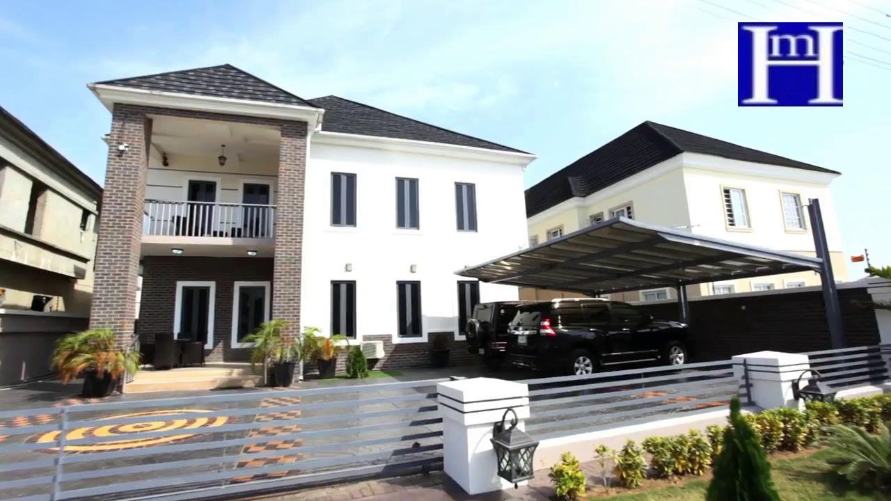 Deluxe lagos properties lekki county homes nigeria