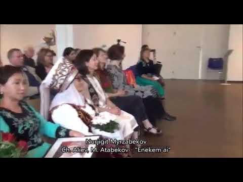 Nurjigit Myrzabekov-Enekem Ai (Hamburg 31.08.2017)