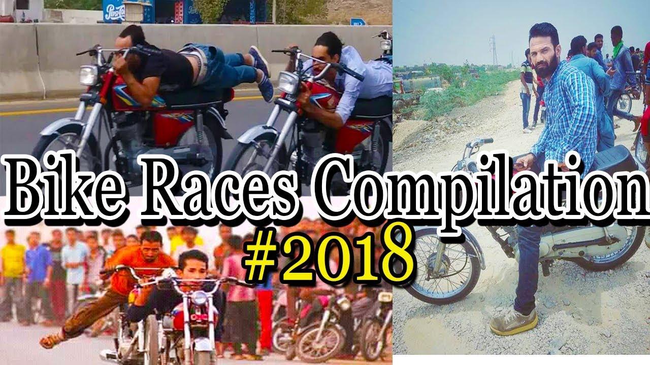 Bikeraces Compilation 2018 Balix Babu7t New Bike Races