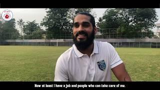 Kerala Blasters' Sandesh Jhingan On His Road To Recovery | Hero ISL