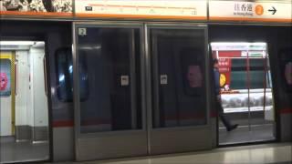 【**東涌換車全實錄】港鐵東涌綫列車 V605/805 及 V603/803 分別不載客駛入/離東涌站
