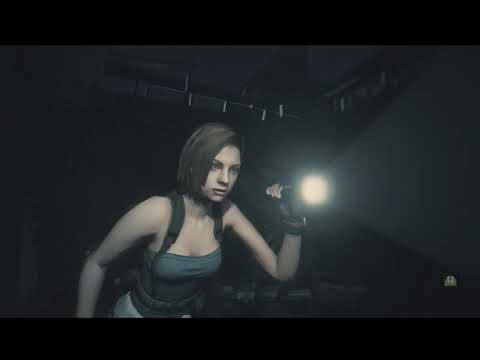 RE3 REMAKE PROJECT For RESIDENT EVIL 2 Remake