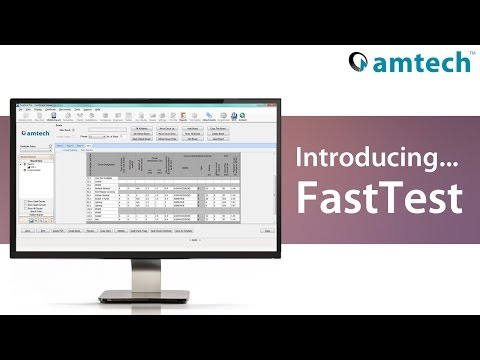 FastTest - Features | Trimble