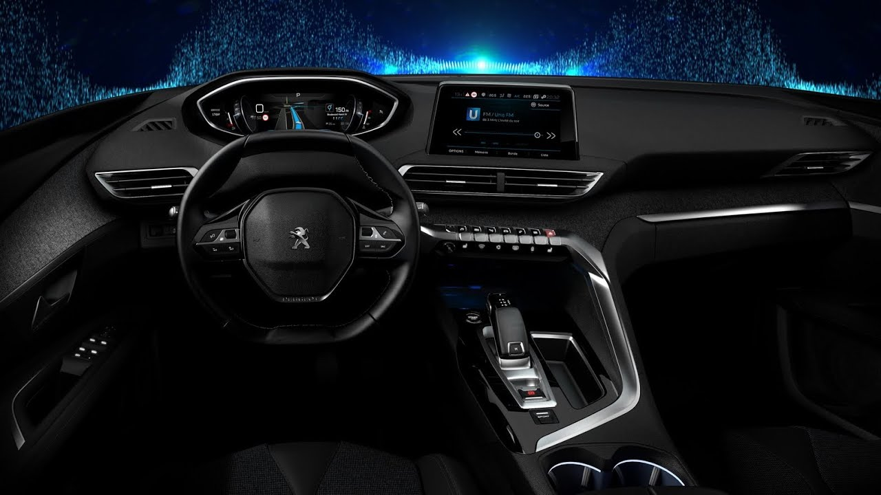 peugeot 3008 advanced i cockpit youtube. Black Bedroom Furniture Sets. Home Design Ideas