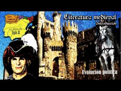 Literatura medieval en España. Introducción