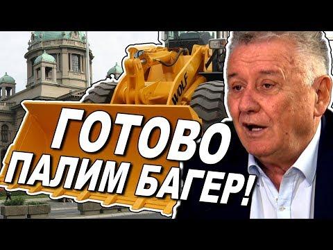 Vučić od Srbije pravi cirkus, a od prijatelja neprijatelje ! - Velimir Ilić (Skeniranje) 2019