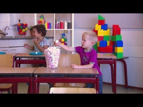 We testen het geduld van kinderen   Mensenkennis