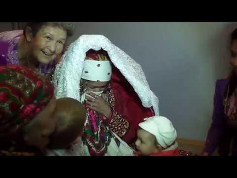 Национальная туркменская традиционная свадьба