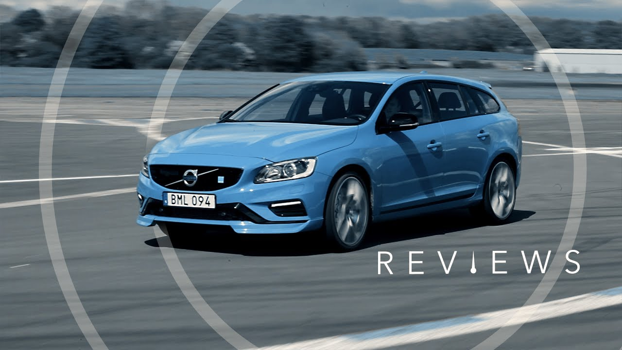 Volvo V60 Polestar: The Ultimate Estate For Petrolheads And Compulsive Hoarders