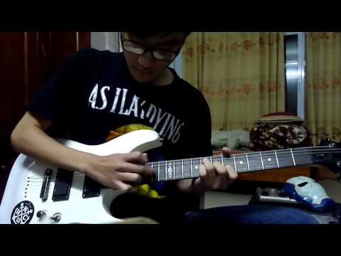 Blessthefall To Hell And Back Guitar