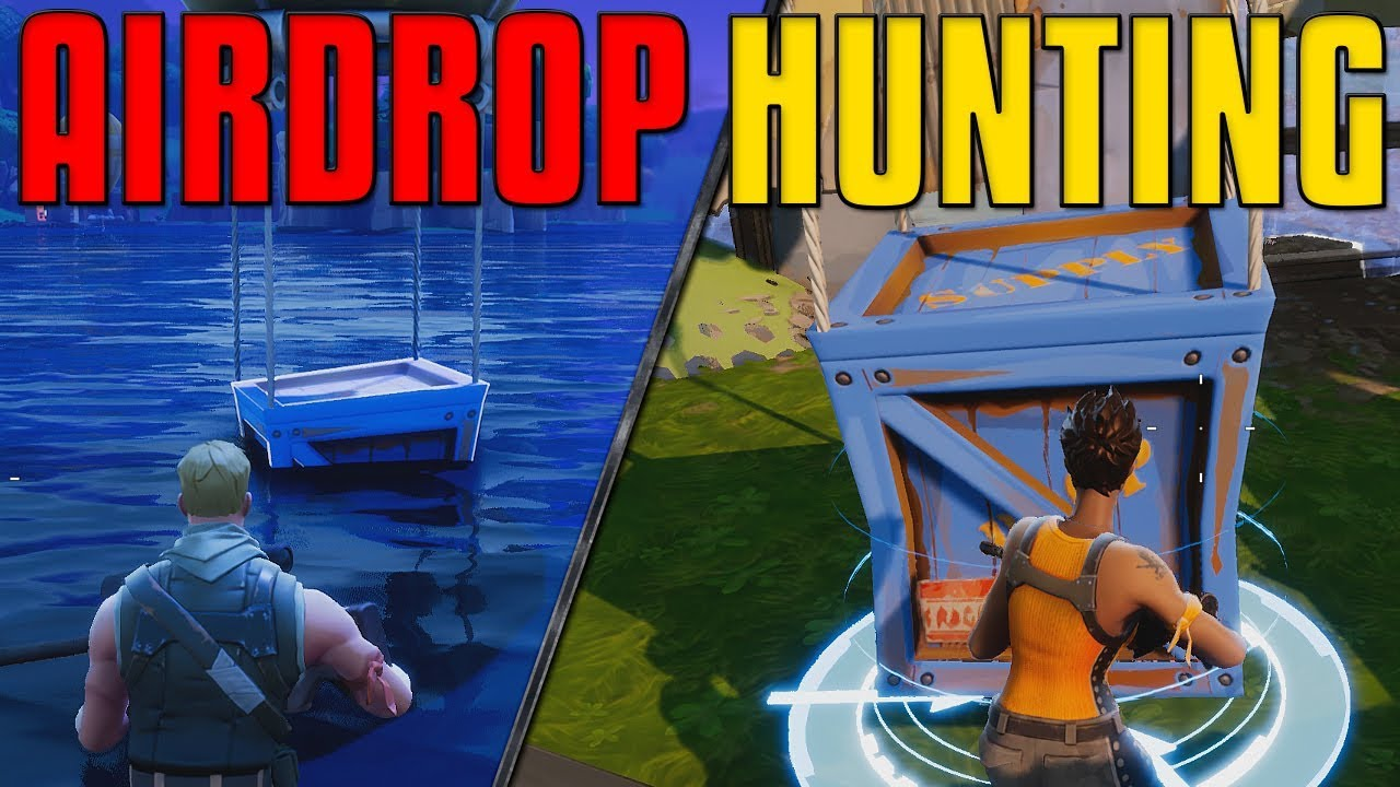 Airdrop hunting fortnite youtube airdrop hunting fortnite ccuart Images