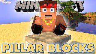 Minecraft Mods | AWESOME PILLARS | Crafting Pillar Minecraft Mod (Minecraft Mods)