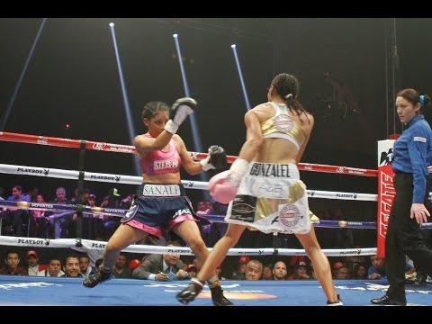 """Lourdes """"Pequeña Lulú"""" Juárez vs Jazmín """"Bombardera"""" González"""