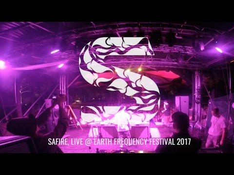 Safire, live at Earth Frequency, Feburary 2017