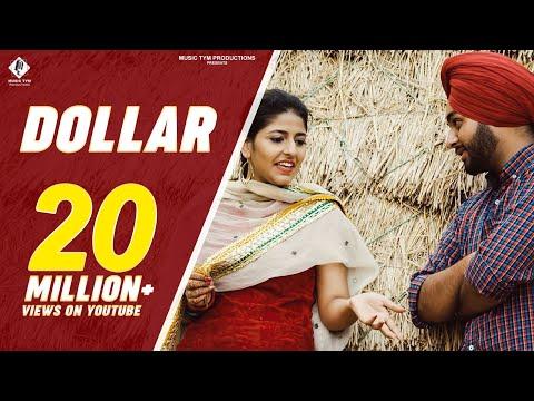 Dollar | Simar Gill | Latest Punjabi Songs 2016 | Music Tym