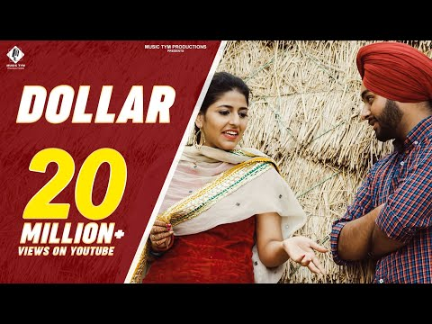 Dollar | Simar Gill | Latest Punjabi Songs 2016 | Music Tym