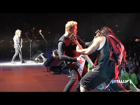 Metallica: Damage, Inc   Melbourne, Australia  2013