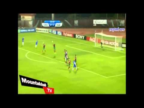 Alen Halilovic (Croatia) vs Morocco. FIFA U17 World Cup.