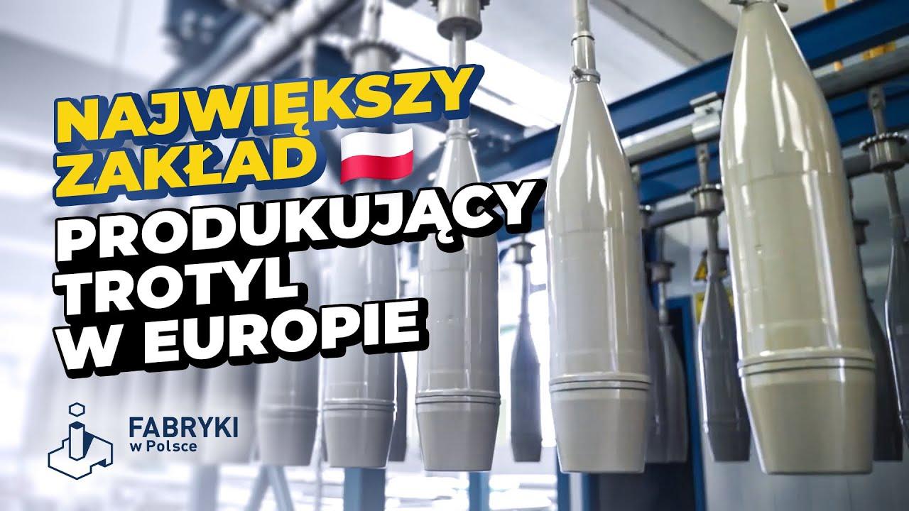 Jak powstają MATERIAŁY WYBUCHOWE? - Fabryki w Polsce