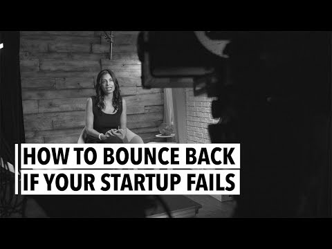 Anu Duggal How To Bounce Back If Your Startup Fails - YouTube