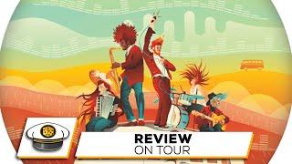 On Tour Review 🚙 DAS Beste Roll & Write!