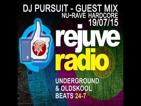 DJ PURSUIT -  LIVE GUEST MIX ON REJUVE RADIO (19-07-15) / NU-RAVE HARDCORE Mp3