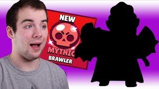 *nowy* MITYCZNY BOHATER I NOWY TRYB!  - BRAWL STAR