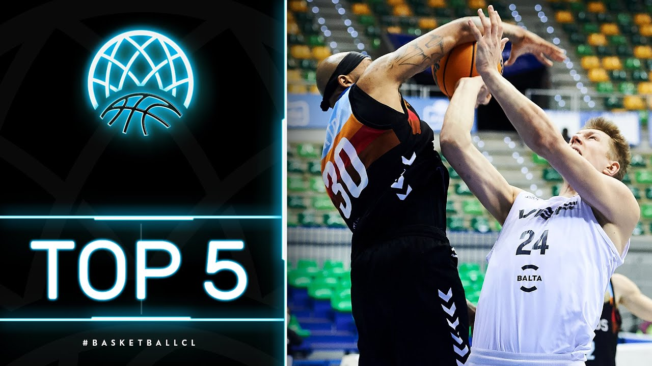 Top 5 Plays | Round of 16 - Gameday 1