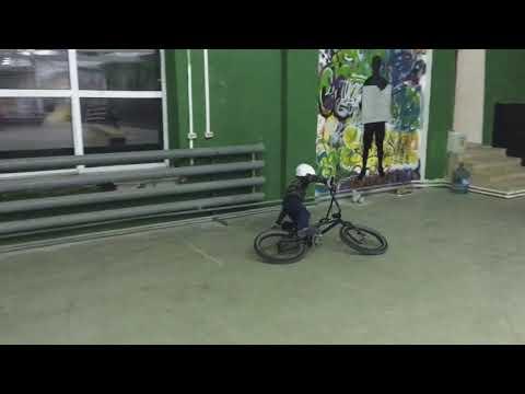Новый скейт-парк в Твери