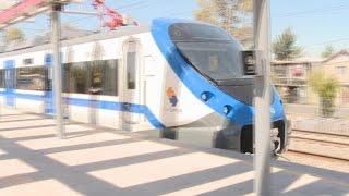 Este viernes comenzó a operar el Metrotren Nos-Alameda