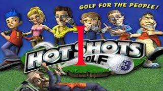 Hot Shots Golf 3 - Part I - [Welcome To Hot Shots Golf 3]