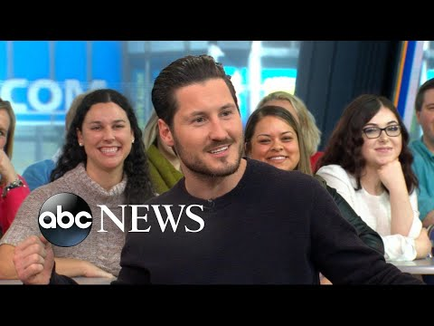 Val Chmerkovskiy opens up about 'being the Russian kid'