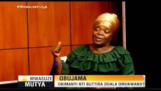 Mwasuze Mutya: Okimanyi nti obujjama buttira ddala omukwano?