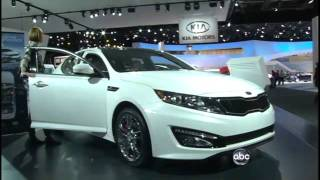 Detroit Auto Show 2012: Cars Make Comeback