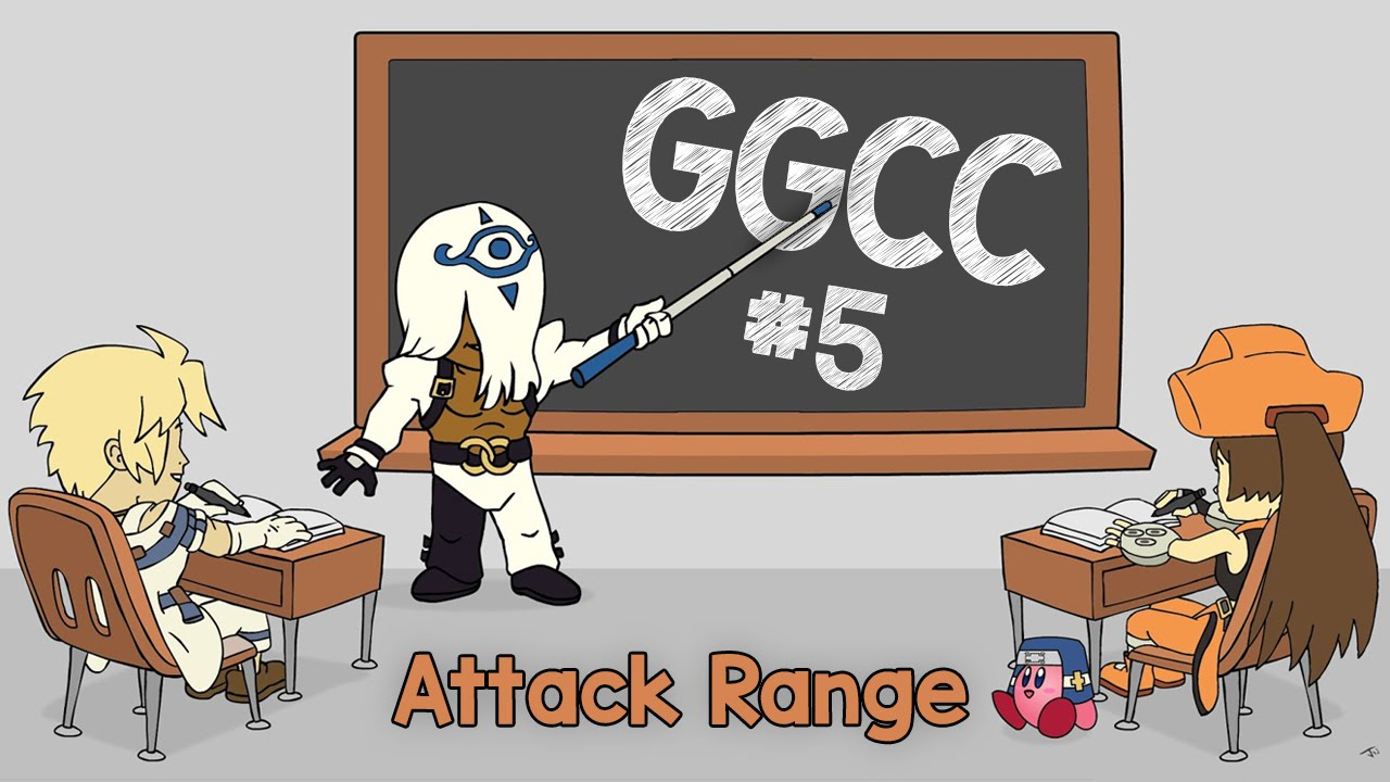 Guilty Gear Crash Course ep.05: Attack Range