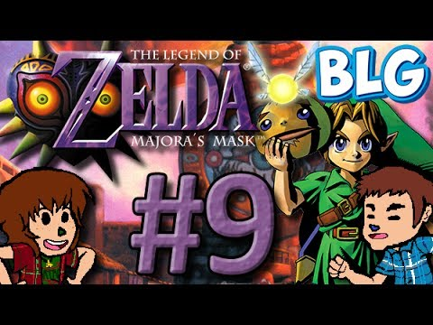 Let's Play Majora's Mask (100%) - Part 9 - Deku in a ...