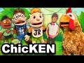 SML Movie: Chicken!