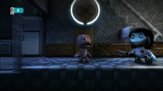 LittleBigPlanet 2 - Beware of Jeff The Killer | By CrimsonFang9 (HD)