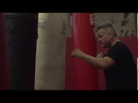 Meet the Cast of The Fighters - Trainer: Peter Welch