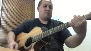 Cintaku - Chrisye Acoustic Guitar Cover - HD