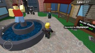 ROBLOX WITH MEC ACOTER ca goes wrong 😤😧