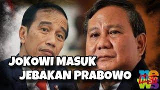 Jokowi Masuk Jebakan Prabowo?