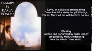 Watch Karla Bonoff Oh Mary video