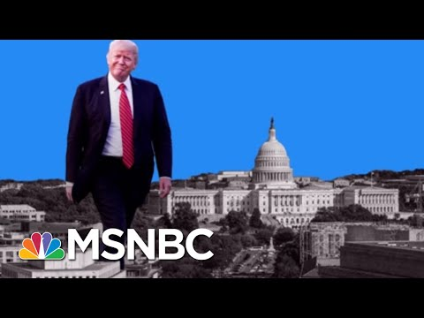 President Donald Trump Tightens Hold On All Of Government | MSNBC